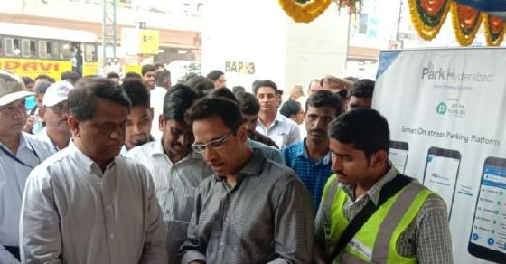 Hyderabad to soon get mobile app-based parking facility at 24 metro rail stations