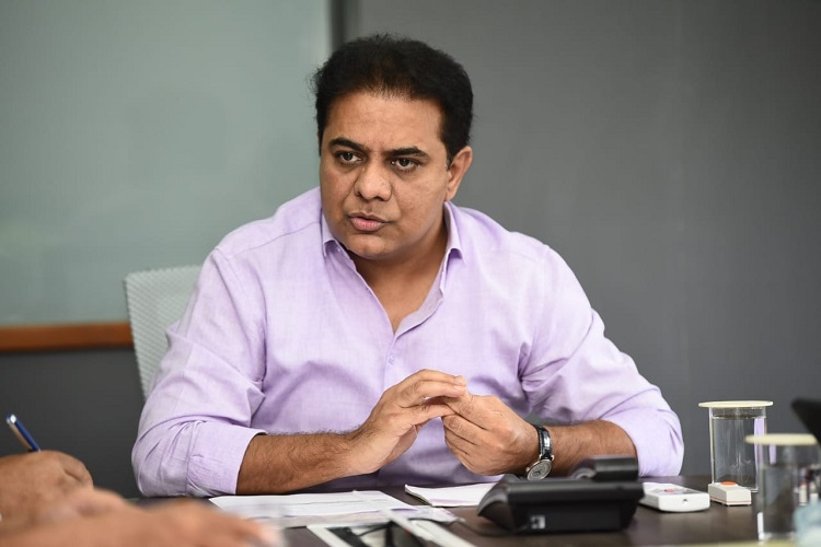 KTR returns as Telangana IT min: Industry suggests focus on infrastructure, skilling, R&D