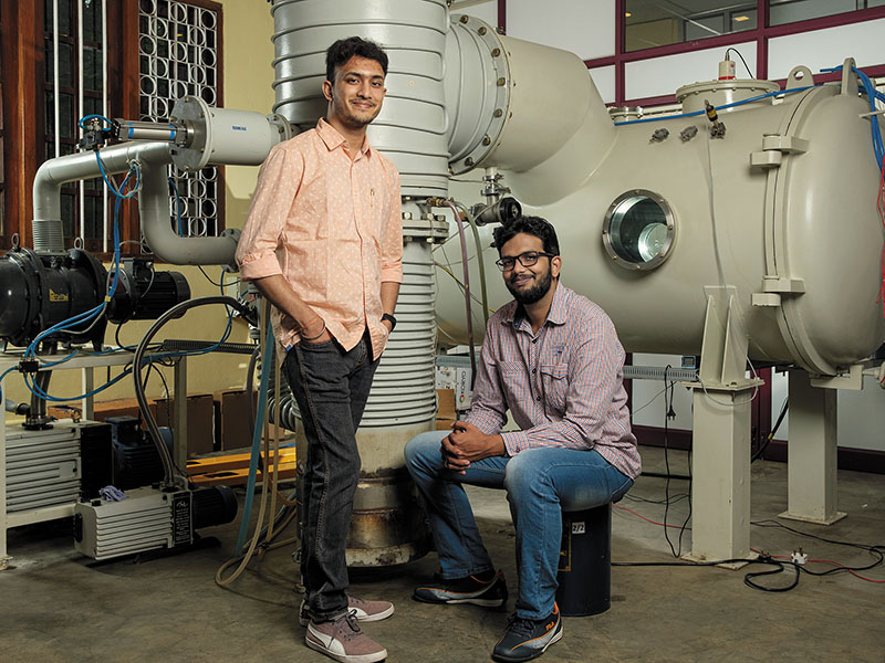 Space-tech startups in India are gaining ground