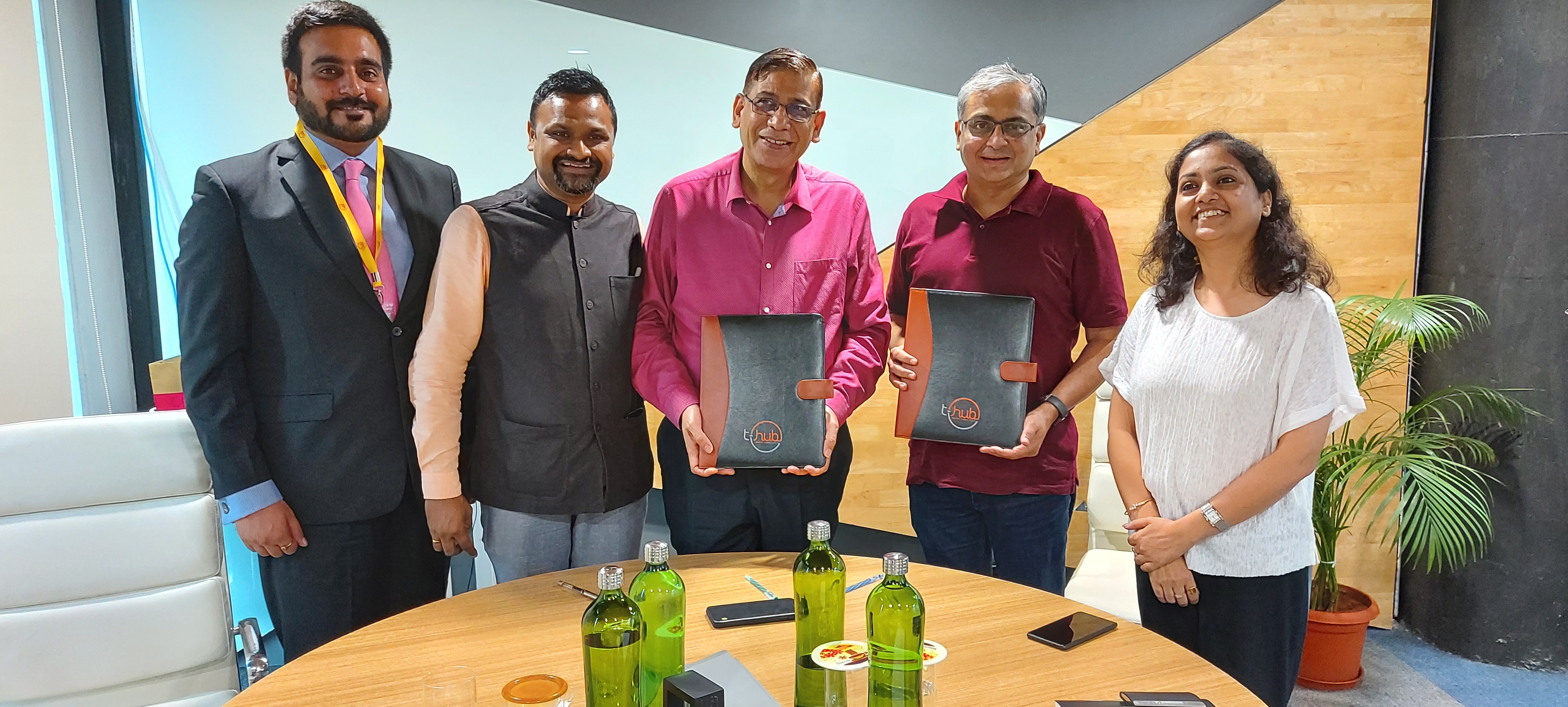 T-Hub Inks MoU with NALSAR to Provide Legal and Regulatory Support to its Startups