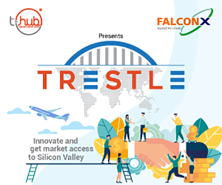 T-Hub Launches the 'Trestle' Program to Provide International Market Access for Indian Startups