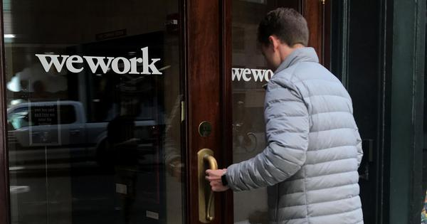 WeWork's failed IPO shows that tech startups can no longer take the inflated valuation road