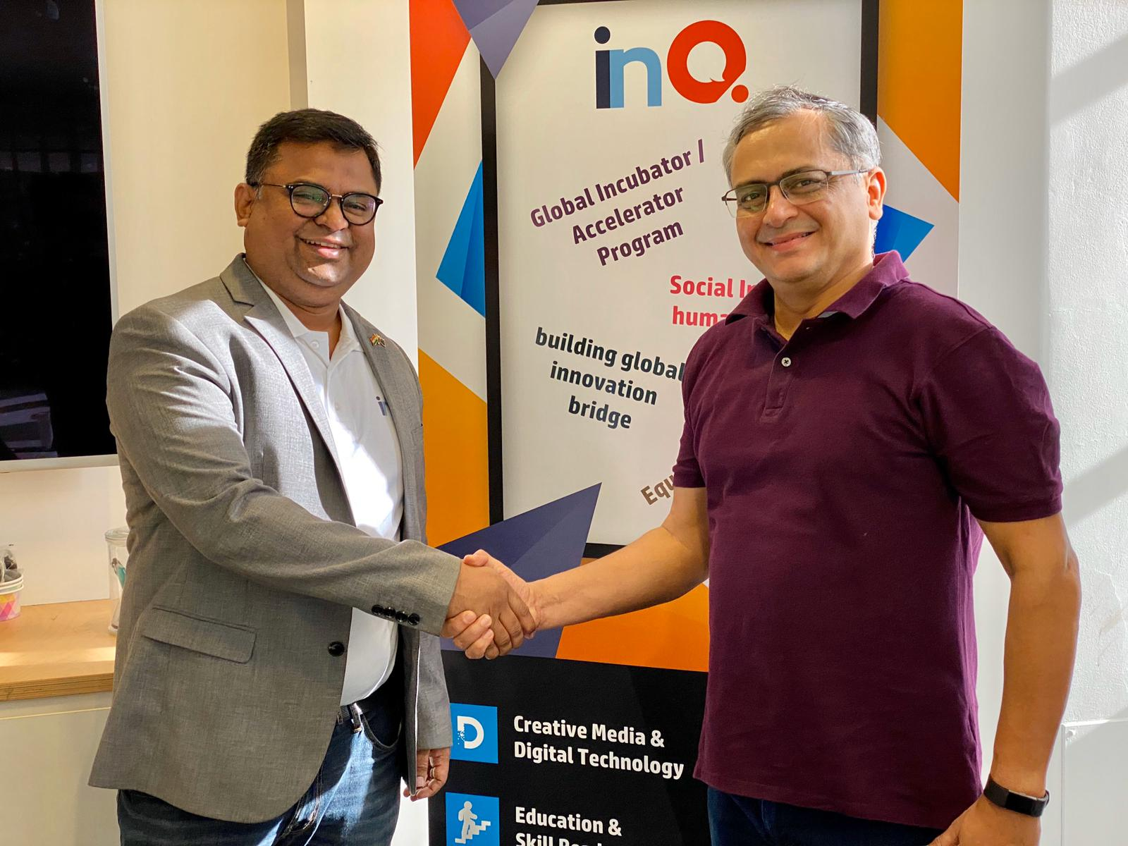 T-Hub Opens Doors to Australian Market for Indian Startups by Signing MoU with inQ Innovation