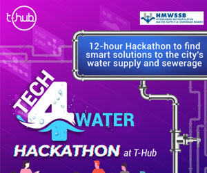 Hackathon for HMWSSB