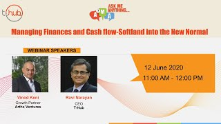 Managing Finances and Cash-flow – Softland into the New Normal | Vinod Keni | Ask Me Anything