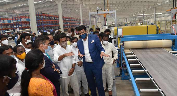Chevella, the new industrial hub, says KTR
