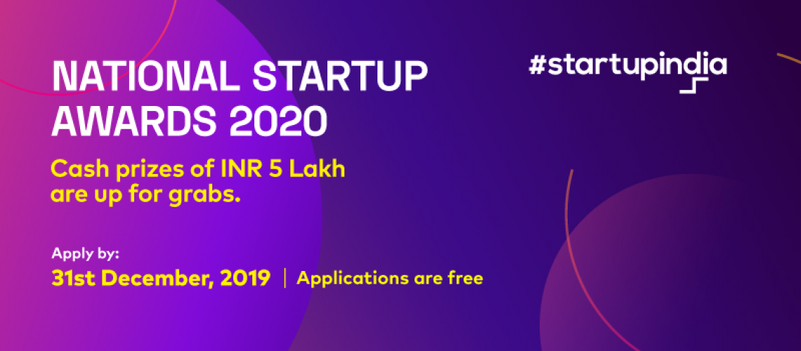 National Startup Awards 2020: rewarding startups and ecosystem enablers building innovative products and solutions_5e0d77f812b94.png