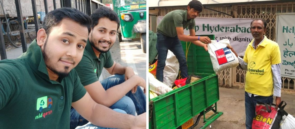 Waste Online! New Hyderabad Startup Saves 45K Trees, Recycles 470 Tons in 8 Months_5d5f7c238c5a6.jpeg